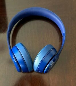 BeatsSolo2 by Dr. Dre - virtually NEW – wired headphones