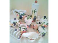 Set of Rayware Country Kitchen Design Kitchenware