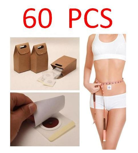 Magnetic Abdominal Slimming Patch 60 PCS !!! Best Price