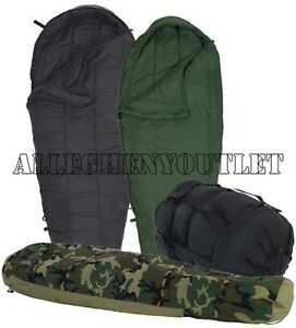 MINT-Military-USMC-4-PIECE-MODULAR-SLEEPING-BAG-SLEEP-SYSTEM-40-MSS-W-GORETEX