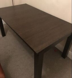 Mohogany Extending Dining Table FREE DELIVERY 651