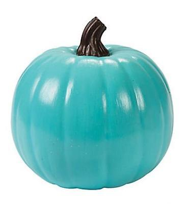 Halloween Teal Blue Food Allergy Awareness DIY Jack-O'-Lantern Foam Pumpkin](Diy Halloween Foods)