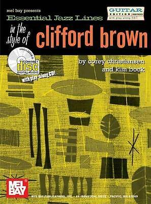 Essential Jazz Lines in the Style of Clifford Brown