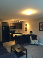 *** Furnished 2 bdrm Suite ***
