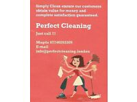 Reliable and Experienced Cleaning EN8,EN9,EN6 area - Domestic and Office, Ironing