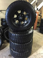 Mickey Thompson M+S and XD Series rim package NO TAX