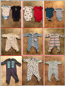 Multiple Baby Items