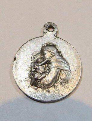 Médaille de Notre Dame de Hal PPN (3) en aluminium