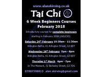 Tai Chi for Beginners - 6 Week Course