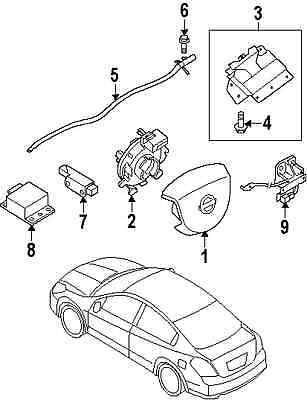 Nissan Clockspring