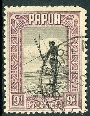 PAPUA NEW GUINEA  ~  #102 Used Issue  ~  S3359