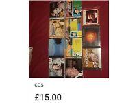 Classic Cd albums