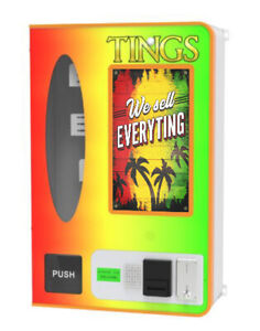 Cool New Vending Machines