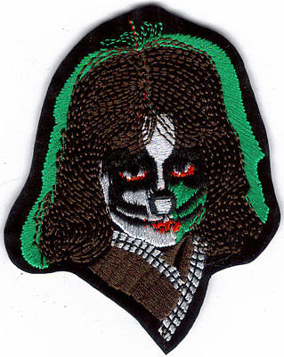 KISS PETER CRISS SOLO ALBUM EMBROIDERED PATCH !