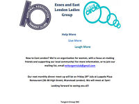 JOIN A SOCIABLE AND FUN GROUP OF LADIES