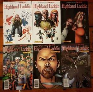 The Boys - Highland Laddie | COMPLETE RUN - Excellent condition Carlton Melbourne City Preview