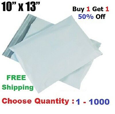 B1g1 50 Off 10x13 Poly Mailers Shipping Envelopes Plastic Mailing Bags 1 - 1000