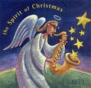 THE SPIRIT OF CHRISTMAS 1999 CD - Archie Roach John Farnham Nick Barker