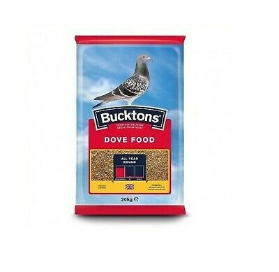 Bucktons Dove Food  for Racing Pigeons Feed 20kg
