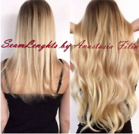 Tape-in Hair Extensions (Rallonges en Tape)