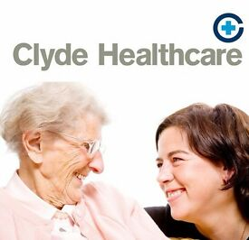 Part Time Home Care Workers - Kirkintilloch