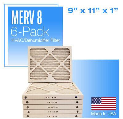 MERV 8 PLEATED AIR FILTER - 9