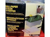 Wallpaper Steam Stripper
