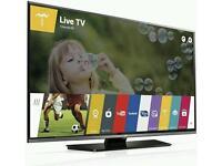 "LG 55"" LED smart wi-fi built HD freeview full HD 1080p new model Ultra slim new type of app."
