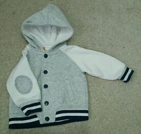 Gorgeous Hoodie 0-3 months