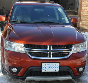 2013 Dodge Journey Crew SUV, Crossover