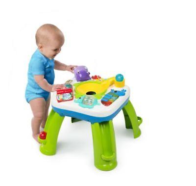 Train Activity Table ( Baby get rollin'  activity table Bright stars, dinosaur train plus USED)