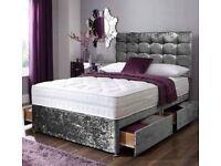 Stunning affordable divan beds 🔥🔥