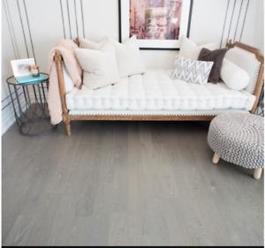 Hardwood White Oak ,Othello by Vintage Hardwood Floors