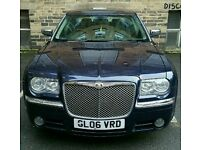 Chrysler 300C Diesel V6 CRD Recent Service