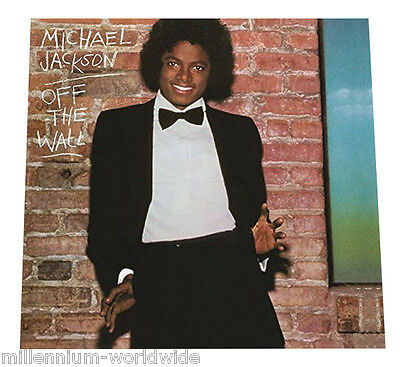 "SEALED & MINT - MICHAEL JACKSON - OFF THE WALL - 12"" VINYL LP - RECORD ALBUM"