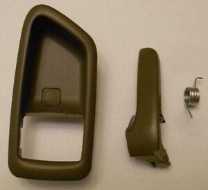 Interior Car Door Handle Repair How To Fix Replace A Car Door Handle Ex Interior Toyota