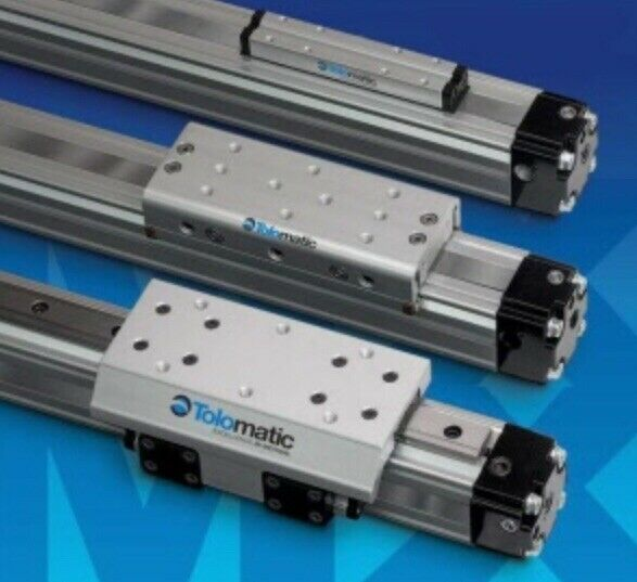 """NEW Tolomatic MXP50N-NP-SK44-FM2 Pneumatic Band Cylinder; 44"""" Stroke, 50mm Bore"""