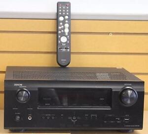 Amplificateur 7.1 HDMI Denon AVR-791 avec sa télécomande