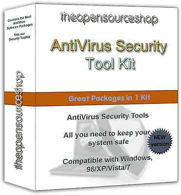 Antivirus Security Toolkit – Secure Your PC or Mac Against Computer Virus Threat ()