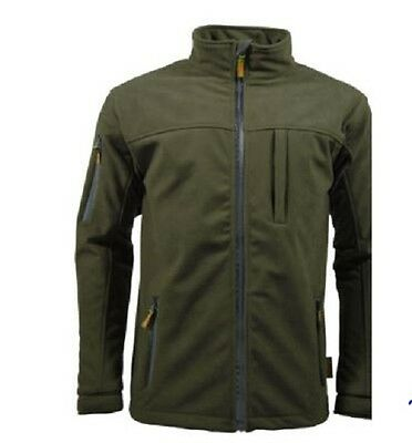 Game Hunters Green Soft Shell Jacket SAVE £s LAST 1! Hunting, Shooting & Fishing