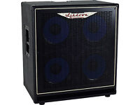 Ashdown Bass Cabinets