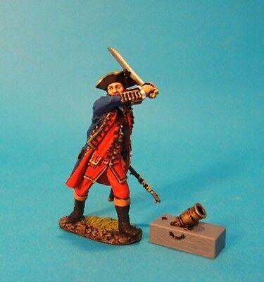 John Jenkins Designs Set 12 Lieutenant Francis James Buchanan 1 30 Collectible