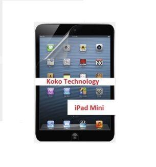iPad Mini Ultra Clear Screen Protector