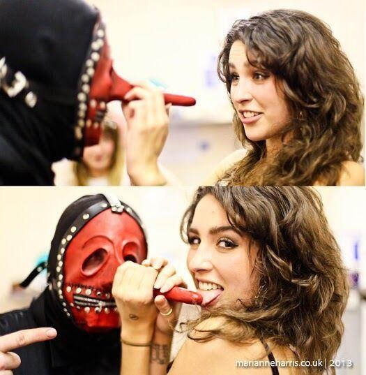 Slipknot Chris Fehn Halloween mask  replica  sublime1327 HALLOWEEN  prop