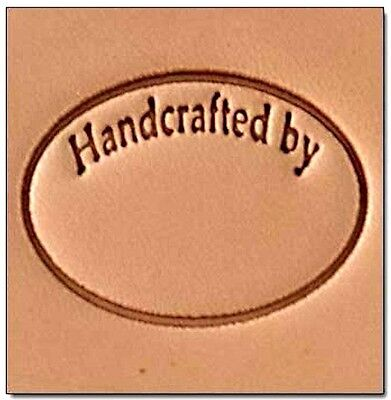 3D HANDCRAFTED STAMP 868900 Tandy Leather Stamping Tool Stamps Tools Makers Mark