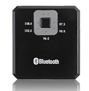 Wireless Bluetooth Stereo Audio Music Receiver with FM Transmitt