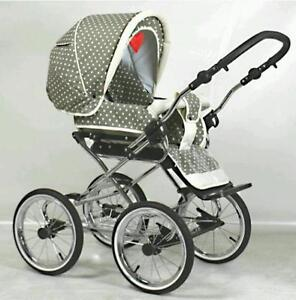 REDUCED: Gorgeous European Pram with all the frills! St. John's Newfoundland image 2