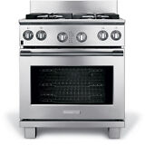 "Electrolux ICON E30DF74GPS 30"" Stainless Dual-Fuel Range Convection Daily Deal!"