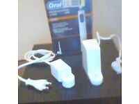 ELECTRIC TOOTHBRUSH * CHARGERS * ( NEW ) .....