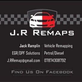 J.R Remaps!